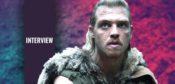 Barbaren bei Netflix: David Schütter im Interview