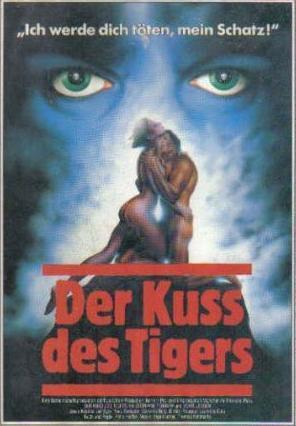 Der Kuss des Tigers - Poster