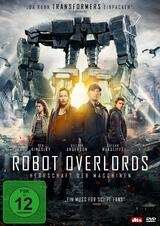 Robot Overlords - Herrschaft der Maschinen - Poster