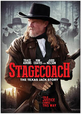 Stagecoach: The Texas Jack Story - Poster