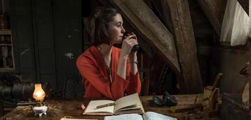 Lea van Acken als Anne Frank