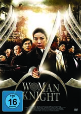 Woman Knight - Poster