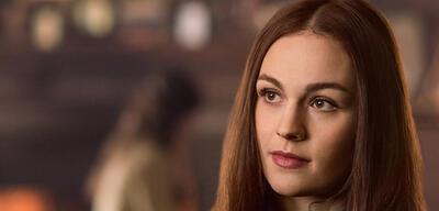 Brianna Fraser (Sophie Skelton) inOutlander