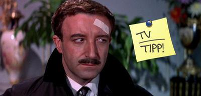 Inspektor Clouseau - Ein Schuß im Dunkeln