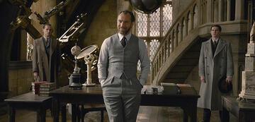 Phantastische Tierwesen 2: Jude Law als Dumbledore