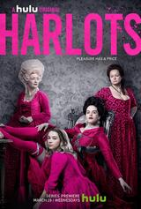 Harlots - Poster