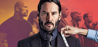 Keanu Reeves in Fast & Furious?