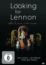 Looking For Lennon - All I want is the truth - Poster
