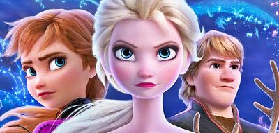 Die Eiskönigin 2: Anna, Elsa und Kristoff