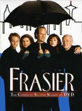 Frasier - Staffel 2 - Poster