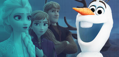 Die Eiskönigin 2/Olaf in Die Eiskönigin