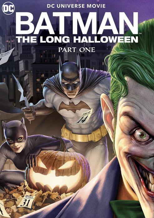 Batman: The Long Halloween, Teil 1