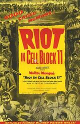 Terror in Block 11 - Poster
