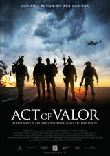 Act of Valor - Poster