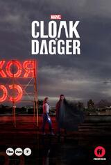 Marvel's Cloak and Dagger - Poster