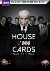 House of Cards - Ein Kartenhaus - Poster