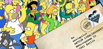 Bild zu:  Party bei den Simpsons