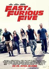 Fast & Furious Five - Poster