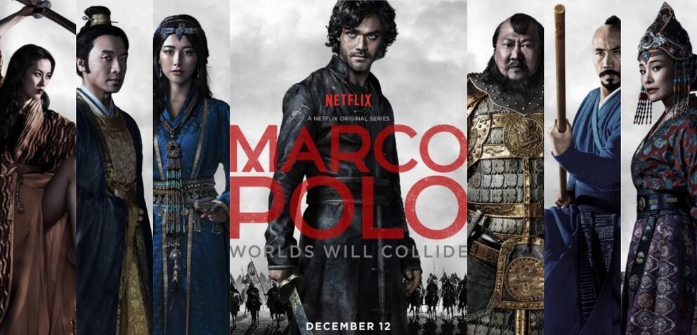 Marco Polo Serie Stream