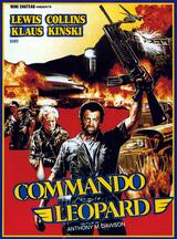 Kommando Leopard - Poster