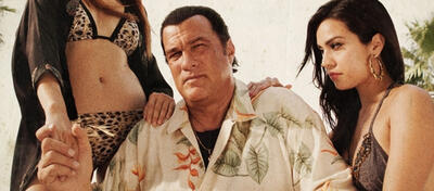 Wird Steven Seagal in The Expendables 3 zum Good Guy?