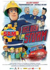 Feuerwehrmann Sam - Helden im Sturm - Poster