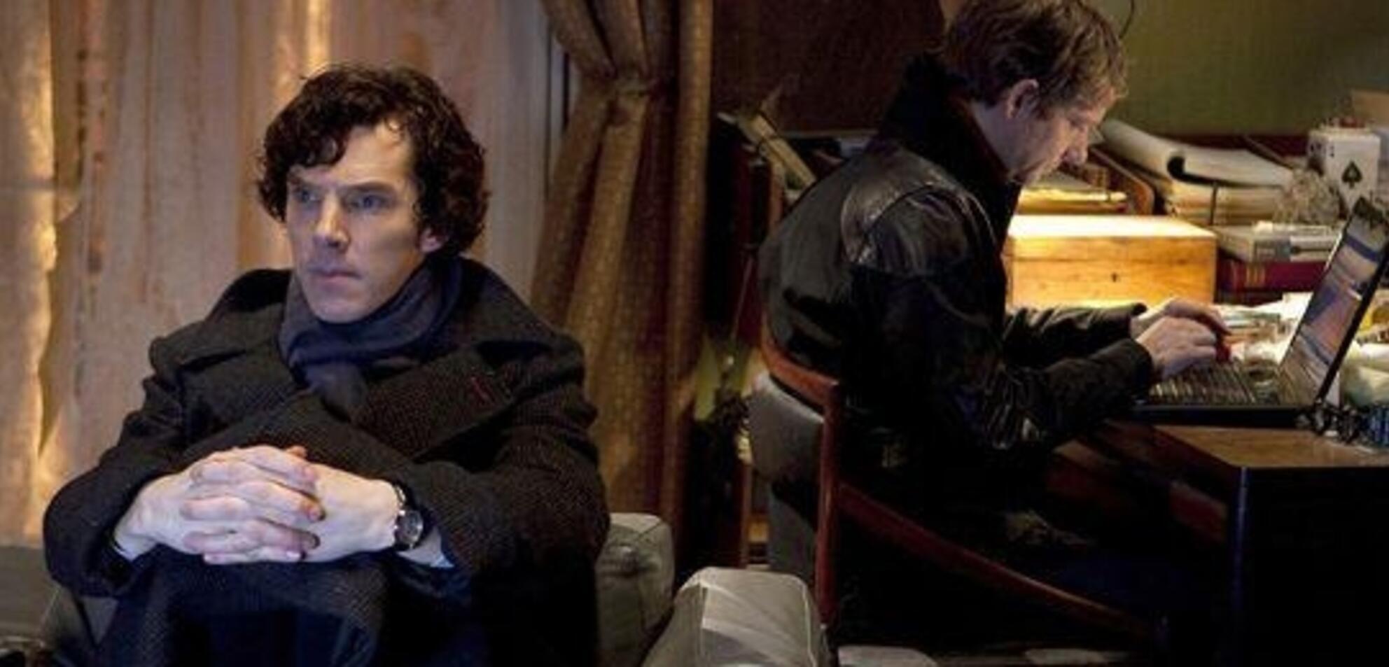 Sherlock Holmes Staffel 3 Folge 3