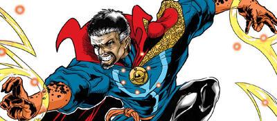 Wer wird bei Doctor Strange Regie führen?