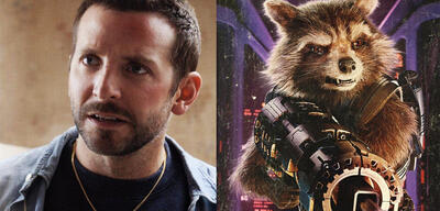 Bradley Cooper: oscarnominiert für Silver Linings & Sprecher in Guardians of the Galaxy Vol. 2