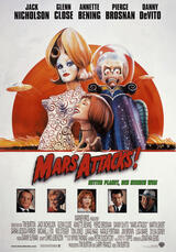 Mars Attacks! - Poster
