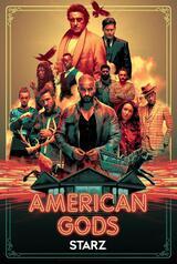 American Gods - Staffel 2 - Poster