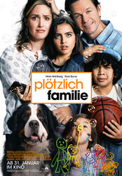 Plötzlich Familie Poster