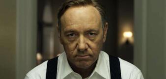 Kevin Spacey: nur echt mit Kamera-Blick in House of Cards