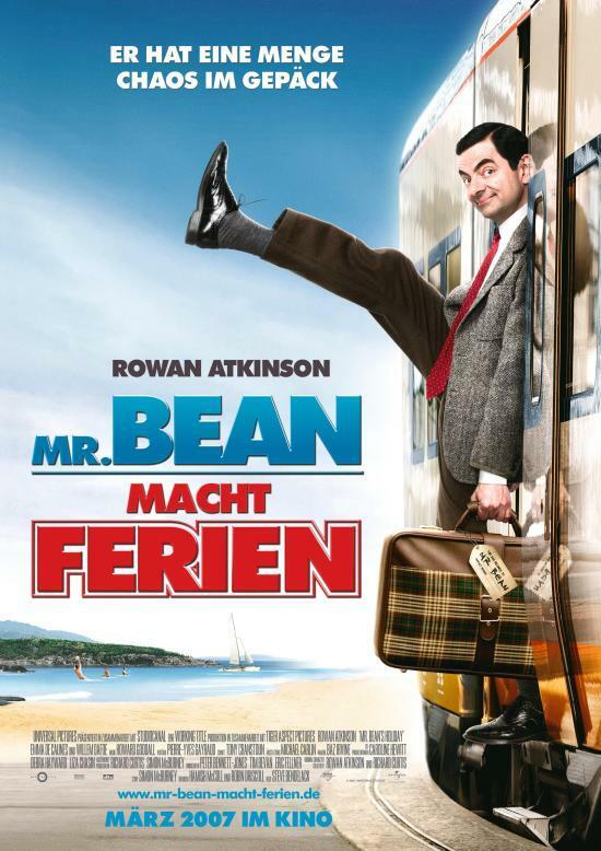 Bean Macht Ferien