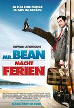Mr. Bean macht Ferien Poster