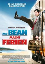 Mr. Bean macht Ferien - Poster