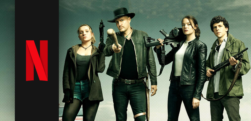 Bald auf Netflix: Zombieland 2: Doppelt hält besser