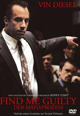 Find Me Guilty - Der Mafiaprozess - Poster