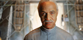Ron Glass in Firefly