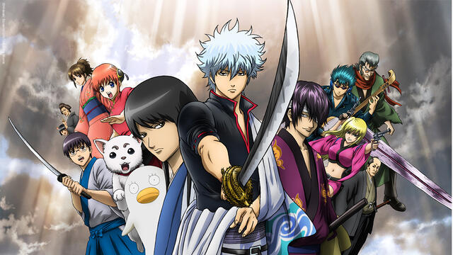 Gintama The Movie - Plakat