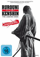 Rurouni Kenshin: The Legend Ends - Poster