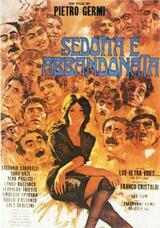 Verführung auf italienisch - Poster