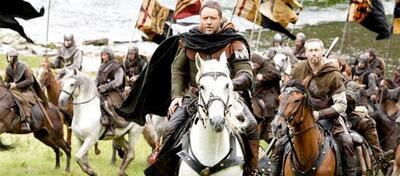 Robin Hood und seine Armee