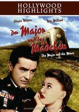 Der Major und das Mädchen - Poster