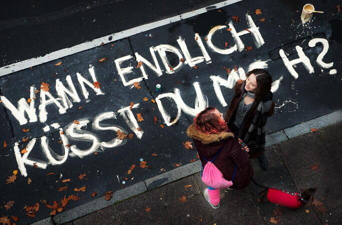 Wann endlich küsst du mich? mit Marie Rosa Tietjen und Luise von Finckh
