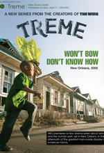 Treme Poster