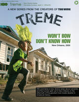 Treme - Poster