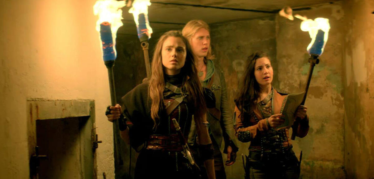 The Shannara Chronicles Staffel 2 Amazon Prime