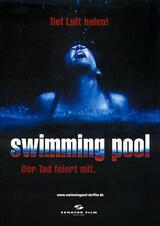 Swimming Pool - Der Tod feiert mit - Poster