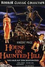 Das Haus auf dem Geisterhügel Poster